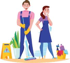 24ghantay female maid required