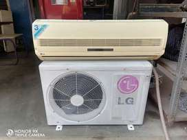 LG 1.0 TON SPLIT AC WITH GAS