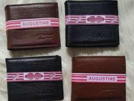Dompet panjang kulit sintetis