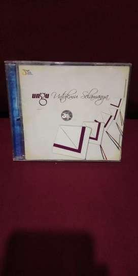 CD ALBUM MUSIC ORIGINAL UNGU UNTUK MU SELAMANYA