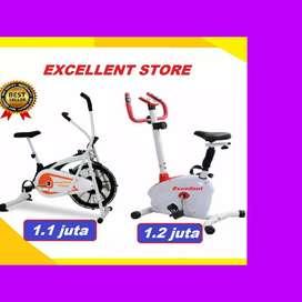 sepeda statis magnetik bike magnetic EX-501 alat fitnes semarang