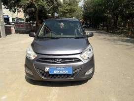 Hyundai i10 Sportz 1.1L, 2015, CNG & Hybrids
