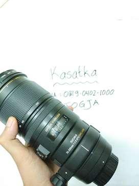Sigma 70-200mm F2.8 OS HSM Mount Nikon