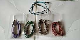 Kabel audio Aux 3,5 mm 1-1
