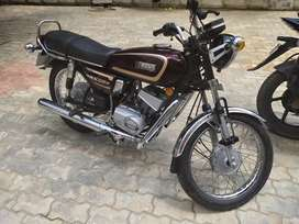 YAMAHA RX100  FULL STOCK CONDITION