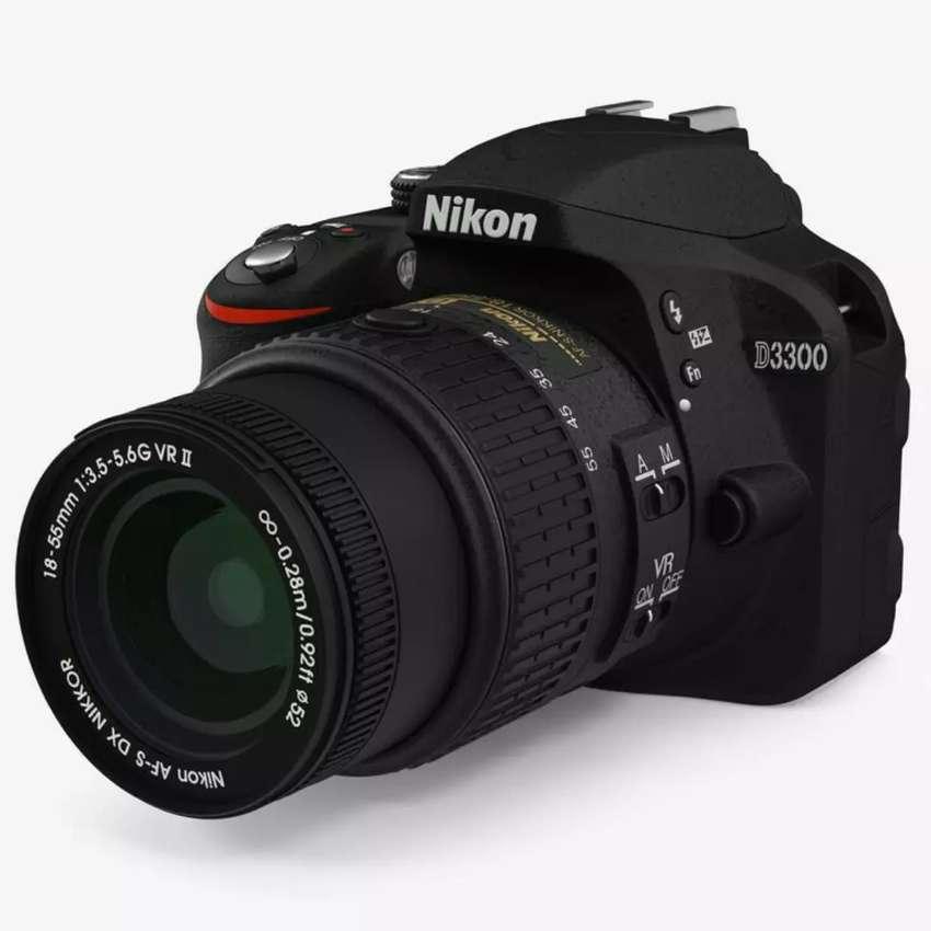 Kredit Kamera Nikon D3300 Bisa Anda Cicil Dengan Cepat Prosesnya 0