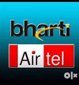 Current hiring in  Bharti Airtel company