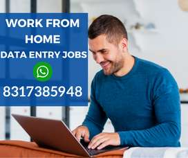 Best Work from home jobs. Work daily 3 to 4hrs and earn daily 1000