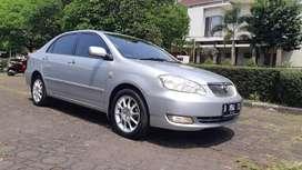 Toyota altis G automatic
