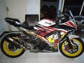 Ninja 250 FI 2012