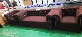 Brand new luxury Fabric sofaset at unbelievable prices