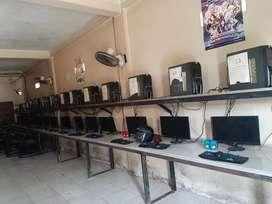 Di jual 1 set komputer