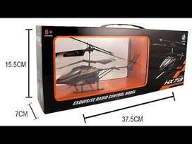 HX-713 RC Helicopter for Kids