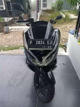 PCX ABS 150 tahun 2018 Hitam Nama sendiri dari baru ABS YA