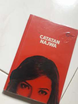 Buku catatan najwa ORIGINAL