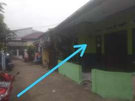 Rumah+kios usaha Jati warna Akses mobil anti banjir