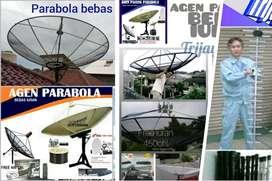 Pusat harga Parabola produk Venus original bebas iuran bulanan