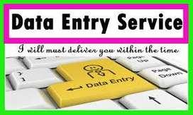 online copy paste data entry work