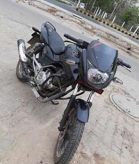 Pulsar 150 avalible in well maintained condition urgent sell..