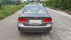 Honda Civic 1.8 S MT, 2008, CNG & Hybrids