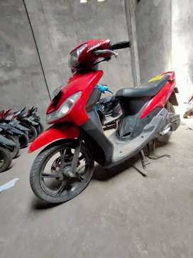 New Mio CW Tahun 2011 DR5978LG (Raharja Motor Mataram)
