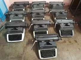 Typewriter machine English for sale & Rental