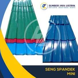 Seng Spandek Mini MURAH
