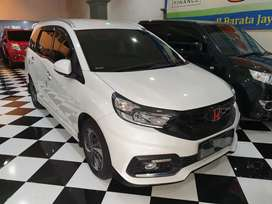 Mobilio RS CVT 2018 Km masih 20rb , Bratang Jaya No 53 Sby