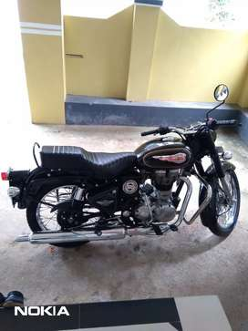 Bullet 350 / ABS showroom condition les km