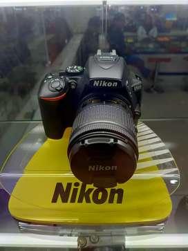 Kamera Nikon D5600 kredit proses 15 menit