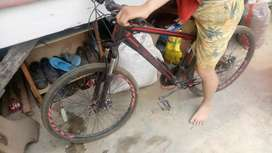 Jual sepeda gunung EXOTIC