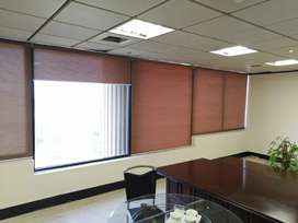Sunlight Heat Protection Roller Blinds
