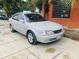 Toyota corolla 2 se limited