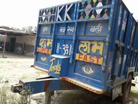Tractor trailer made in Bharatpur(600ft)