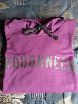 Hoodie roughneck