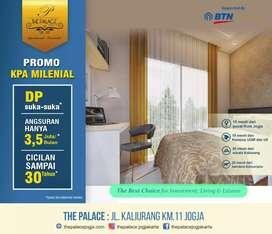 Apartemen The Palace 0610 ! View terbaik Hunian nyaman belajar jogja