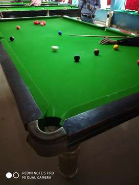 English,French & Pool Snooker Tables