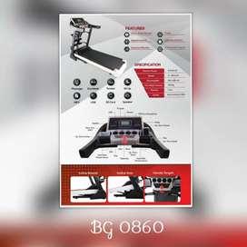 Treadmill Elektrik i Turin // Oswald AX 18C82