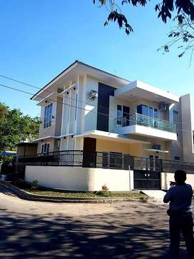 Rumah Hook Surabaya Timur Wisma Mukti Klampis Semolo Minimalis SHM
