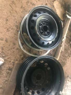 Toyota ethiyos wheel rims