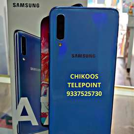 Samsung A70 in brand new condition