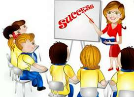 Tution for all subjects till 5th standard.