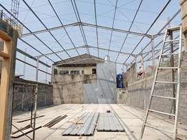 DISEWAKAN: Gudang baru sayap Taman Kopo Indah, akses fuso