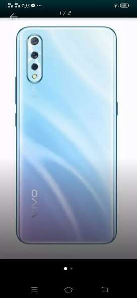 Vivo s1.  One month used