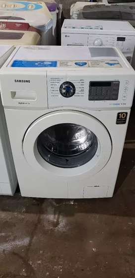 Front load fully automatic washing machine starting 8500 starting