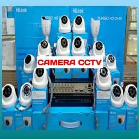 Solusi keamanan pasang baru Kamera CCTV FREE INSTALASI