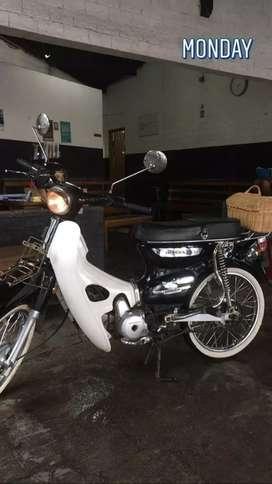 Honda c70 basic grand