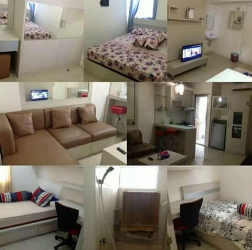 Disewakan unit apartemen grand Pramuka city harian dan transit a