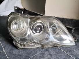 Toyota mark x front nd rear lights pairs for sale