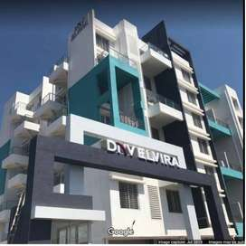 1076 Sqft 2BHK,61 Lakh(all inclusive) In Thergaon- wakad